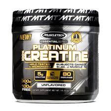 MT creatine